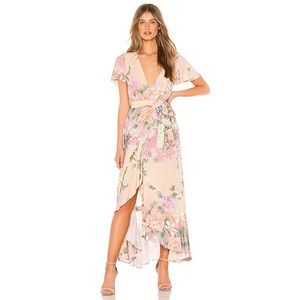 NWT Spell Lily Maxi Dress